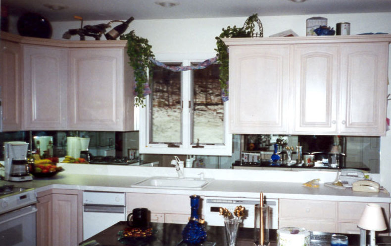 Kitchen Backsplash Mirrors Kitchen Backsplash Mirrors
