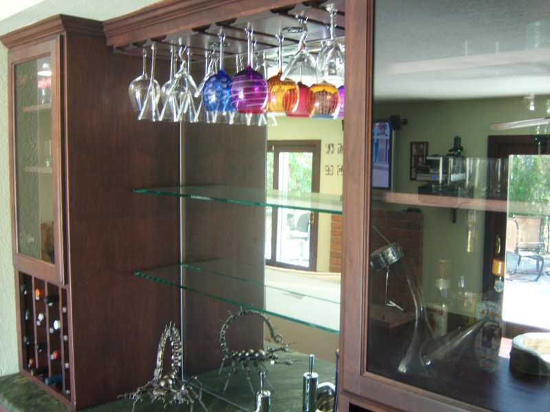 Mirrors for a Wet bar